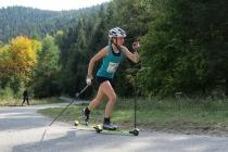 Eliza Rucka (zdjęcie z 2016 roku) jest rekordzistką trasy w dwóćh konkurencjach