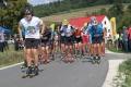 Kamyk Uphill 2018 - start do biegu techniką klasyczną