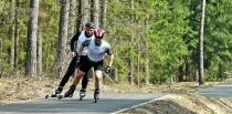 Półmaraton na nartorolkach, czyli II Ski Tour w Augustowie