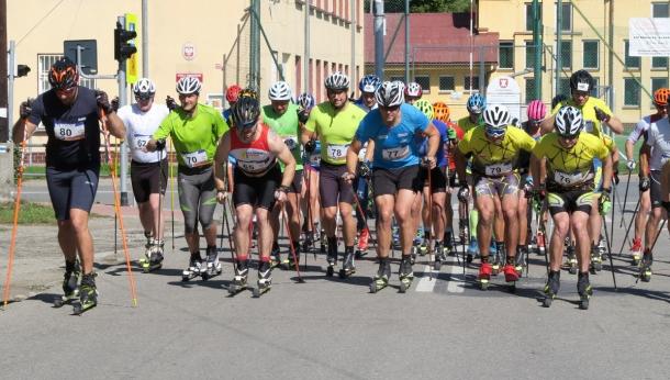 Beskid Sądecki był miejscem pasjonującej rywalizacji III tury cyklu Vexa Skiroll Tour
