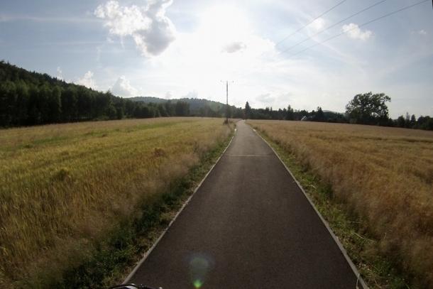 Tor nartorolkowy w Sobieszowie koło Jeleniej Góry