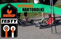 Wypróbuj nartorolki VEXA na Rolkowisku i Mistrzostwach Polski