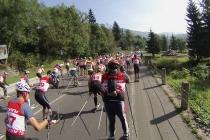 Krkonošské turné to nowy mini cykl nartorolkowy w pobliżu polskiej granicy