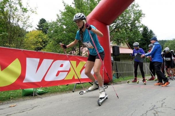 Przehyba Uphill zakończył cykl Vexa Skiroll Tour i sezon startowy w Polsce