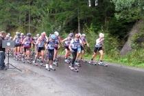 Silesia Rollski Tour 2014: kadrowicze potwierdzili formę