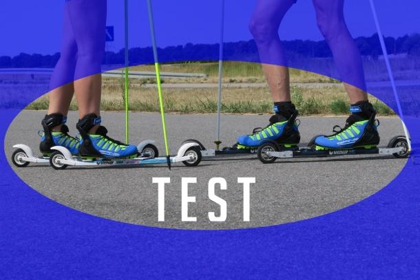 Letnie buty do techniki łyżwowej Spine Skiroll Skate NNN [TEST]