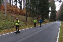 Relacja z II Rajdu Skiking.pl Teamu w Górach Bystrzyckich