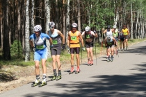 Mistrzostwa Polski Amatorów na Nartorolkach nareszcie z dużą frekwencją