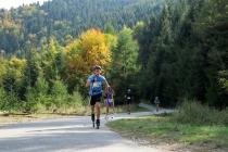 Dwa najtrudniejsze nartorolkowe biegi pod górę w pierwszy weekend października
