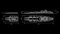 Rottefella Xcelerator SSR Rollerski