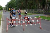 Zakończenie Jurajskiej Ligi Wrotkarskiej 2012 także na nartorolkach