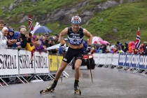 Lysebotn Opp, czyli najbardziej kultowy uphill na nartorolkach wygrali Therese Johaug i Matti Heikkinen