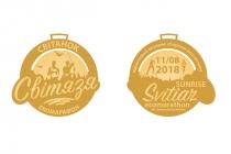 Takie medale otrzymają uczestnicy imprezy.