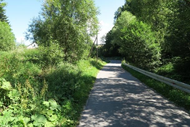 Wrażenia z podbiegu Pisary - Jodłów - trasy Puchacz Uphillu