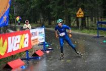 Patrycja Szwed wygrywa Skalny Uphill 2019 techniką dowolną
