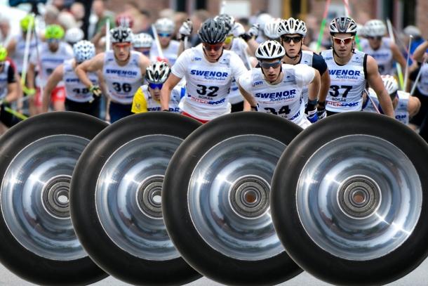 Akcja: promocyjne zamówienie najszybszych gumowych kół 100x24 mm