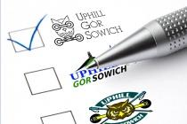 Pomóż wybrać najlepsze logo Uphillu Gór Sowich