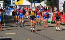 Bieg pod górę zakończył FIS Nartorolkowe Mistrzostwa Świata