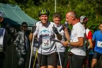 W 2015 roku w Przehyba Uphill wzięło udział 59 sportowców