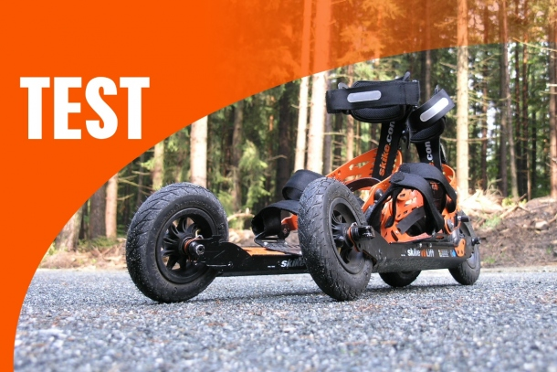 Rolki terenowe Skike V8 Lift Cross i Speed [TEST]