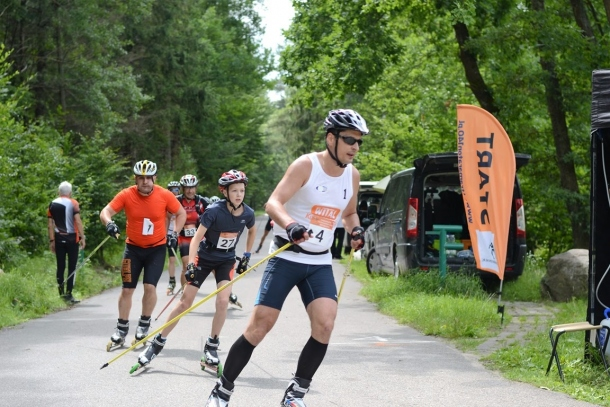 Ultramaraton Nartorolkowy staje się Festiwalem Biegów Nartorolkowych