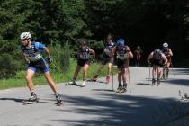 Na trasie Asfalt Uphill w 2018 roku