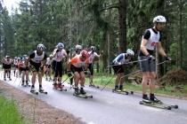 W pierwszych zawodach w 2014 roku wystartowało 19 zawodników
