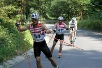 Bieg pod górę z Dusznik-Zdroju do Zieleńca przyciągnął polskie środowisko nartorolkowe