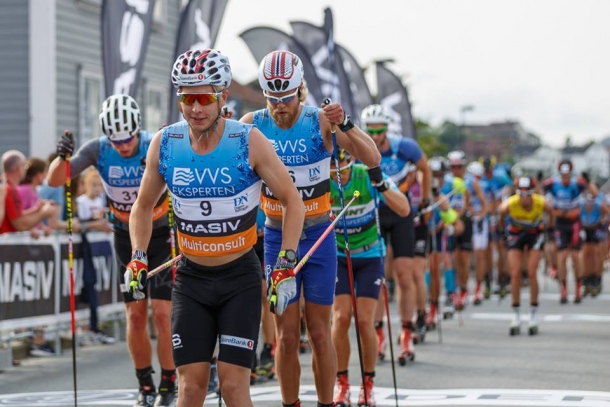 Sundby wygrywa bieg 60 km klasykiem rozpoczynający Blink Festival