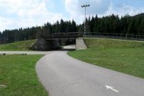 Na nartorolki do Nowego Miasta na Morawach w Czechach