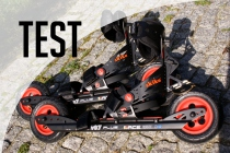 Rolki Skike V07 Plus - TEST