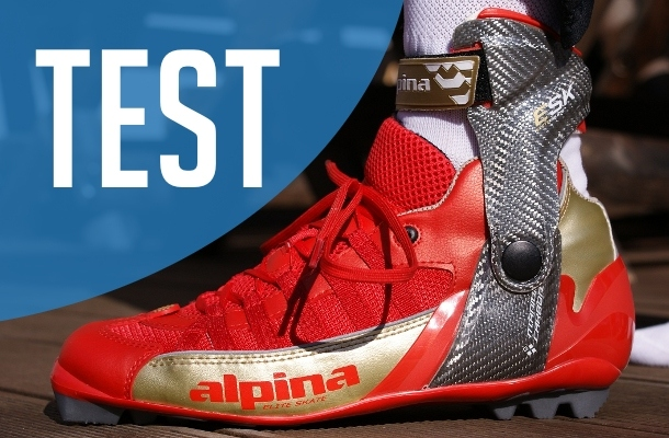 Letnie buty do nartorolek - Alpina ESK Summer Skate - TEST