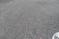 Asfalt w sam raz do jazdy i wbijania końcówek kijów