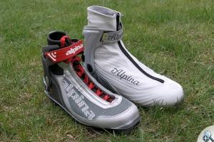 Letnie i zimowe buty Alpina
