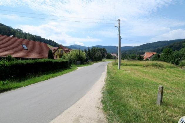 Wieś Kamionki