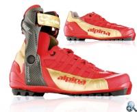 Alpina ESK Summer - specjalne, nieocieplone, letnie buty na nartorolki.