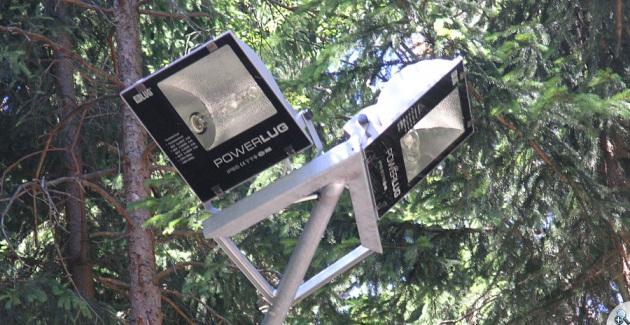Trasa nartorolkowa na Jamrozowej Polanie ma oświetlenie.