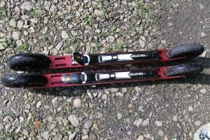 Powerslide X-Trail 150 z wiązaniami