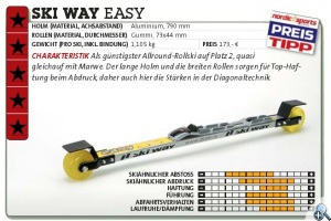 Ski Way Easy test
