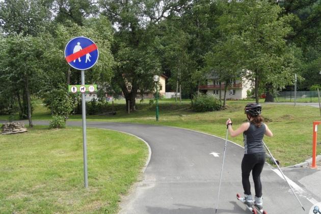 Zakaz wstępu dla pieszych