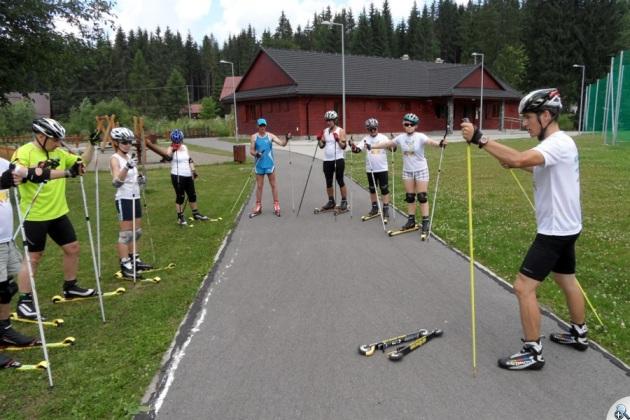 Istebna była miejscem letnich obozów nabiegowkach.pl w 2013 roku