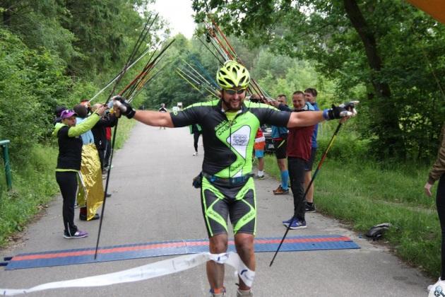 Zwycięzca na 160 km