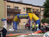 Start w Kłobucku