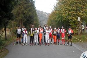 Zawodnicy I Uphillu Przehyba