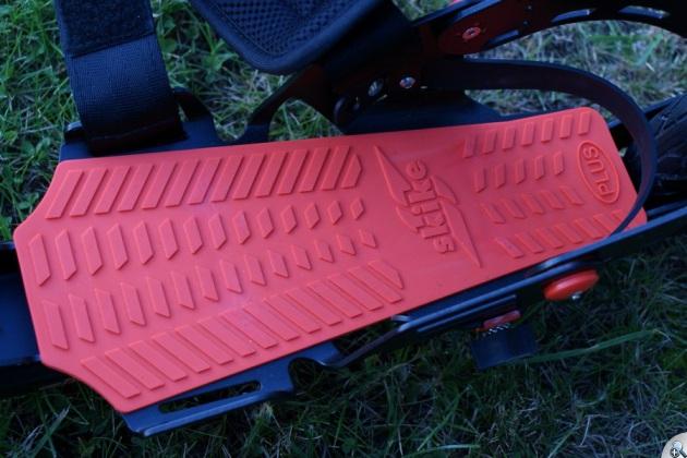 Gumowa wyściółka stopki w Skike V07 PLUS